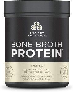 best protein powder - Ancient Nutrition Bone Broth Protein