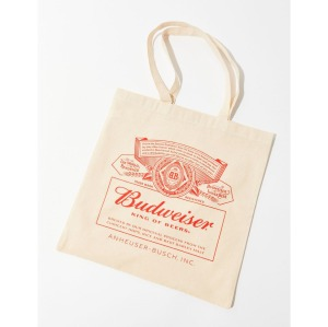Budweiser Graphic Tote Bag