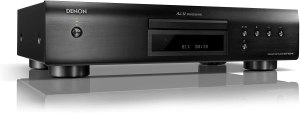 best cd player for audiophiles - denon