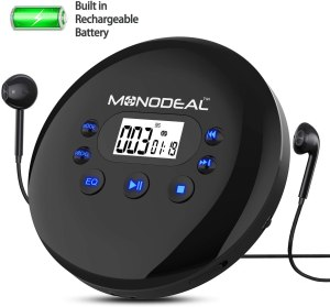 best cd player portable