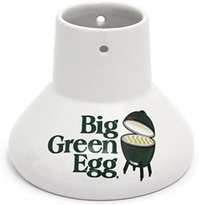 Big Green Egg chicken roaster, big green egg accessories