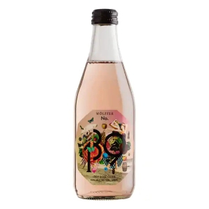Wolffer Estate No. 139 Dry Rosé Cider