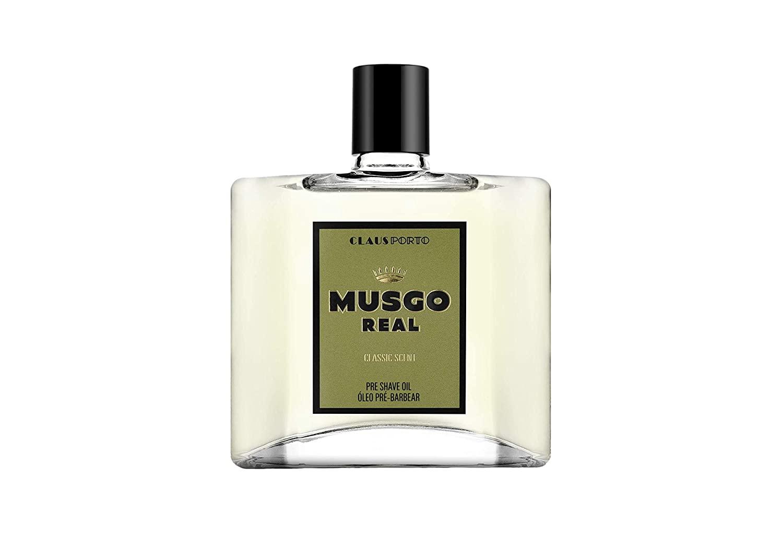 claus porto musgo real pre-shave oil