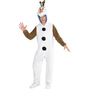 Olaf onesie halloween costume