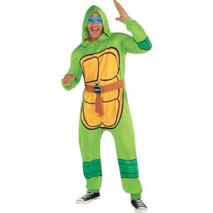 Zipster Teenage Mutant Ninja Turtles Onesie Halloween Costumes