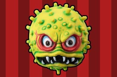 Coronavirus halloween costume