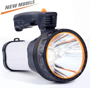 rechargeable flashlight csndice