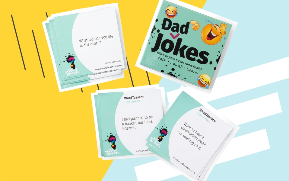 Dad Jokes, best gifts for dad