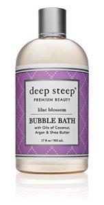 deep steep classic bubble bath, best bubble bath