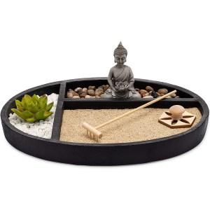 Asana Living Desktop Zen Sand Garden