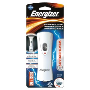 rechargeable flashlight energizer