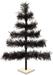 black christmas tree est lee dispay