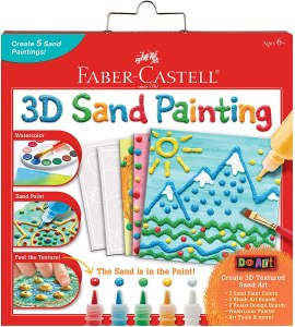 Faber-Castell 3D Sand Painting
