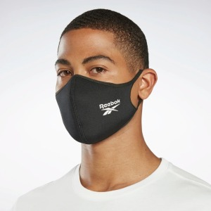 Reebok athletic face masks, face masks for running and cycling