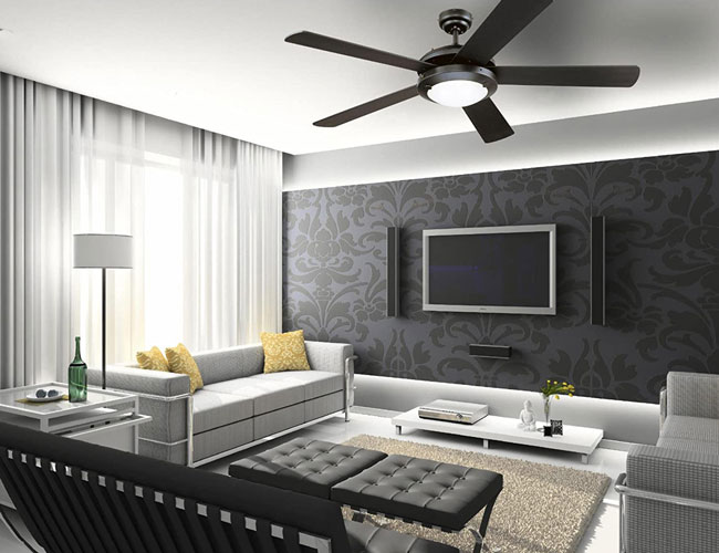 The 9 Best Ceiling Fan Brands Of 2020 For Both Style And Power Spy