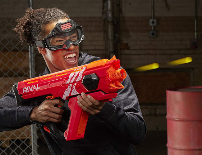 automatic nerf gun