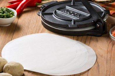 invest in a tortilla maker, and you'll never need store-bought taco shells again
