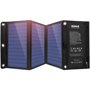 NekTeck 21 Watts Portable Solar Panel Charger