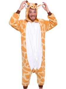 giraffe onesie halloween costume