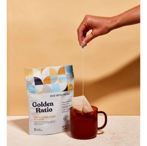 Golden Ratio Vanilla Coconut Coffee