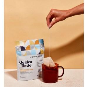 Golden Ratio Vanilla Coconut Coffee