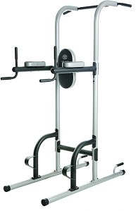 Gold's Gym power tower, power bars multifunction
