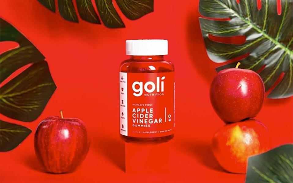 Goli ACV supplements