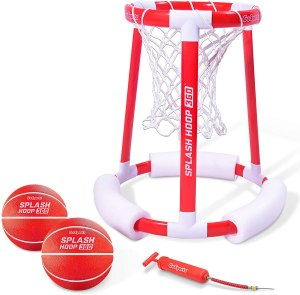 GoSports 360 pool basketball hoop