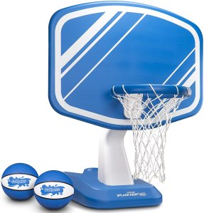 GoSports PRO pool basketball hoop