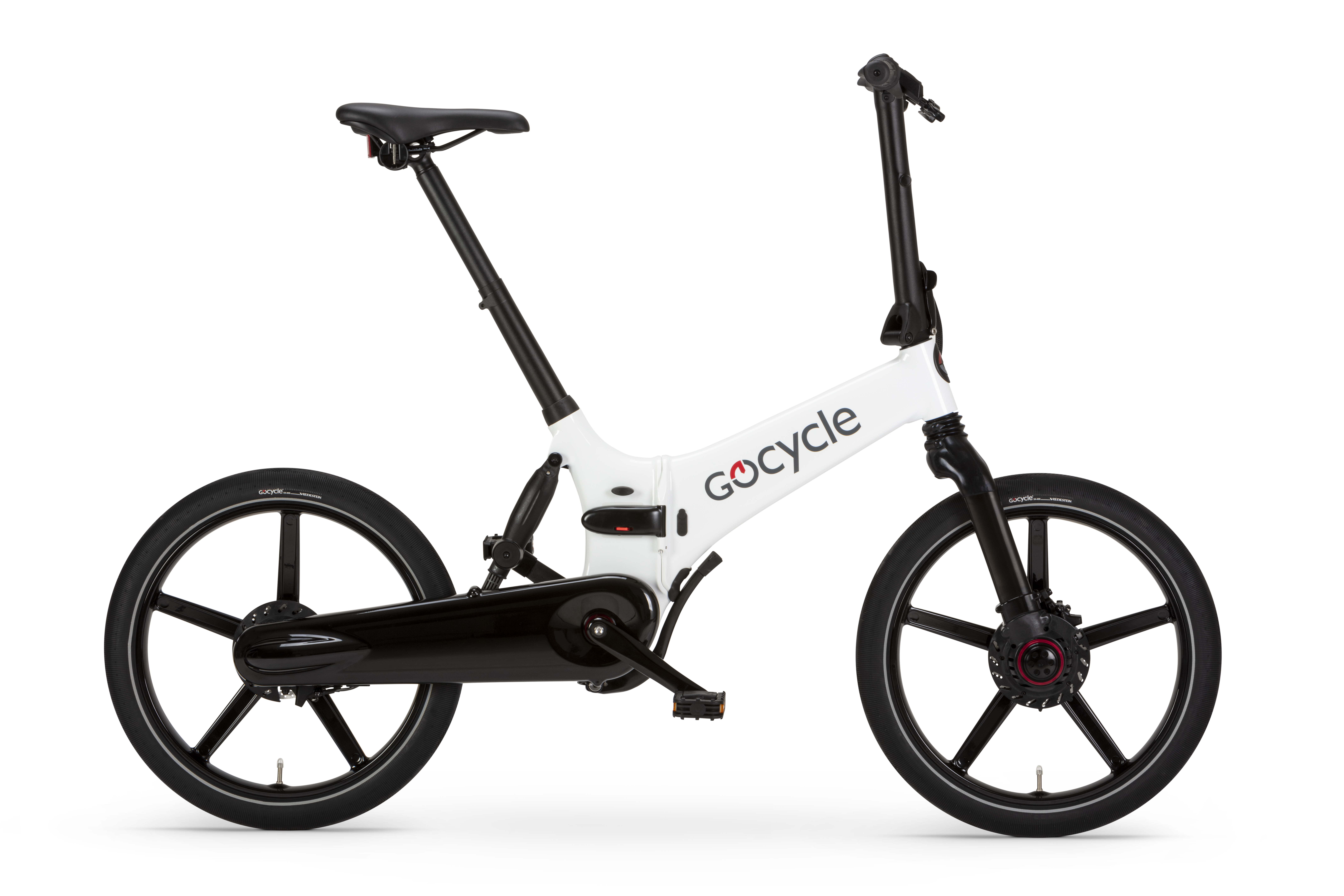 electric bike GoCycle GX