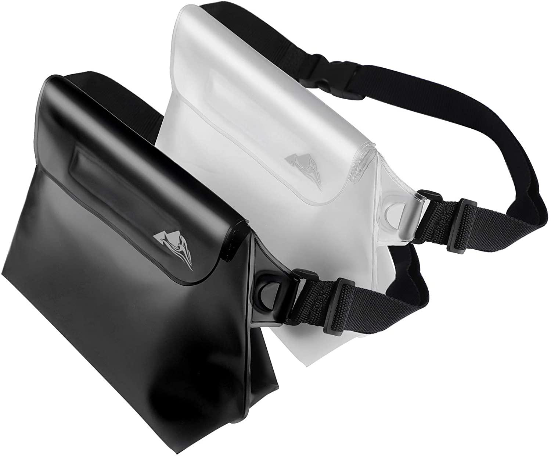 Heeta 2-pack waterproof pouches