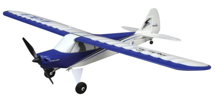 remote control airplane hobbyzone sport cub s