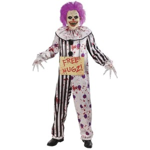 Hugz The Clown Costume