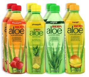 Iberia aloe vera drink, benefits of aloe vera