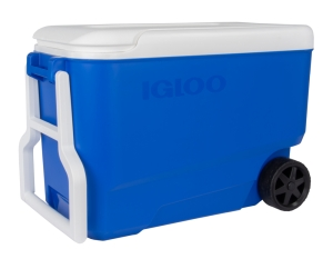 cooler with wheels igloo