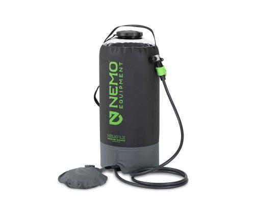 NEMO portable shower