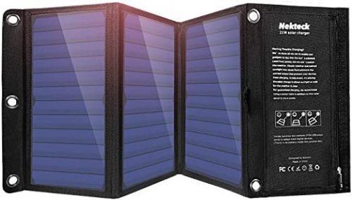 NekTrek Solar Charger