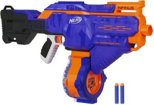 automatic nerf gun - Infinus Nerf N-Strike Elite Toy Motorized Blaster