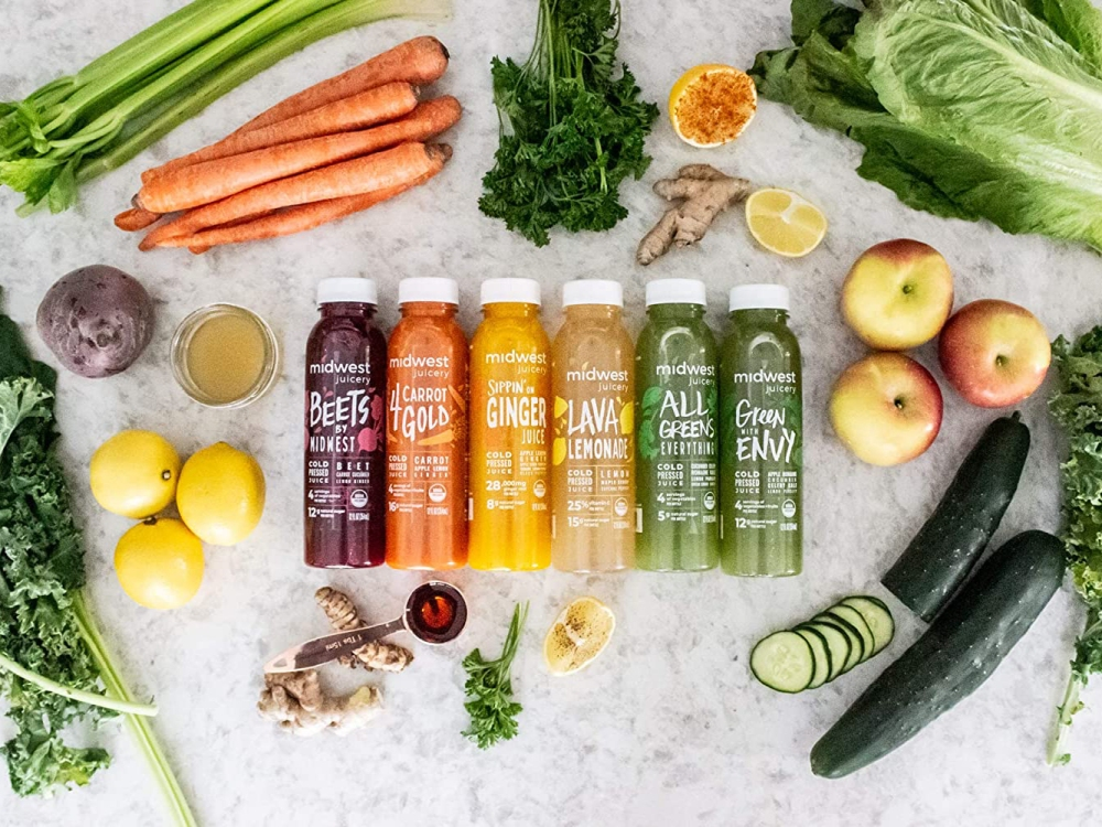 Want to Lose that Holiday Weight? Try a Juice Cleanse