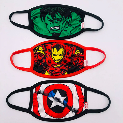 kids superhero masks