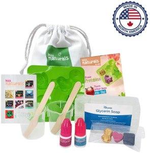 Kiss Naturals DIY Soap Making Kit