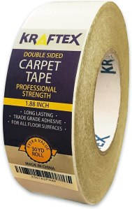 Kraftex Double Sided Carpet Tape