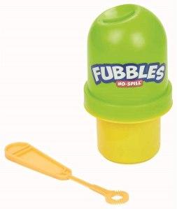 Little Kids Fubbles No-Spill Bubble Tumbler