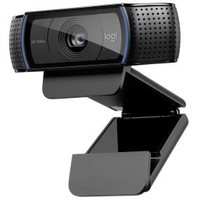 logitech c920 - best webcams of 2020
