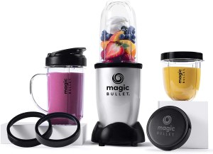 best smoothie blenders magic bullet