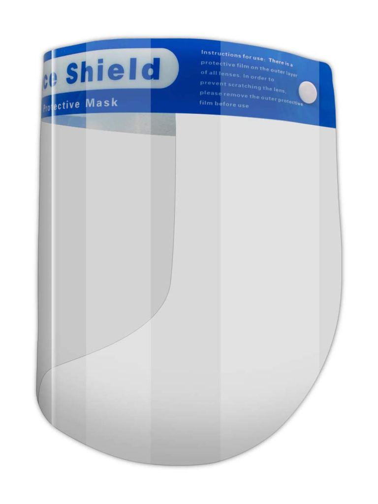 best face shields wholesale