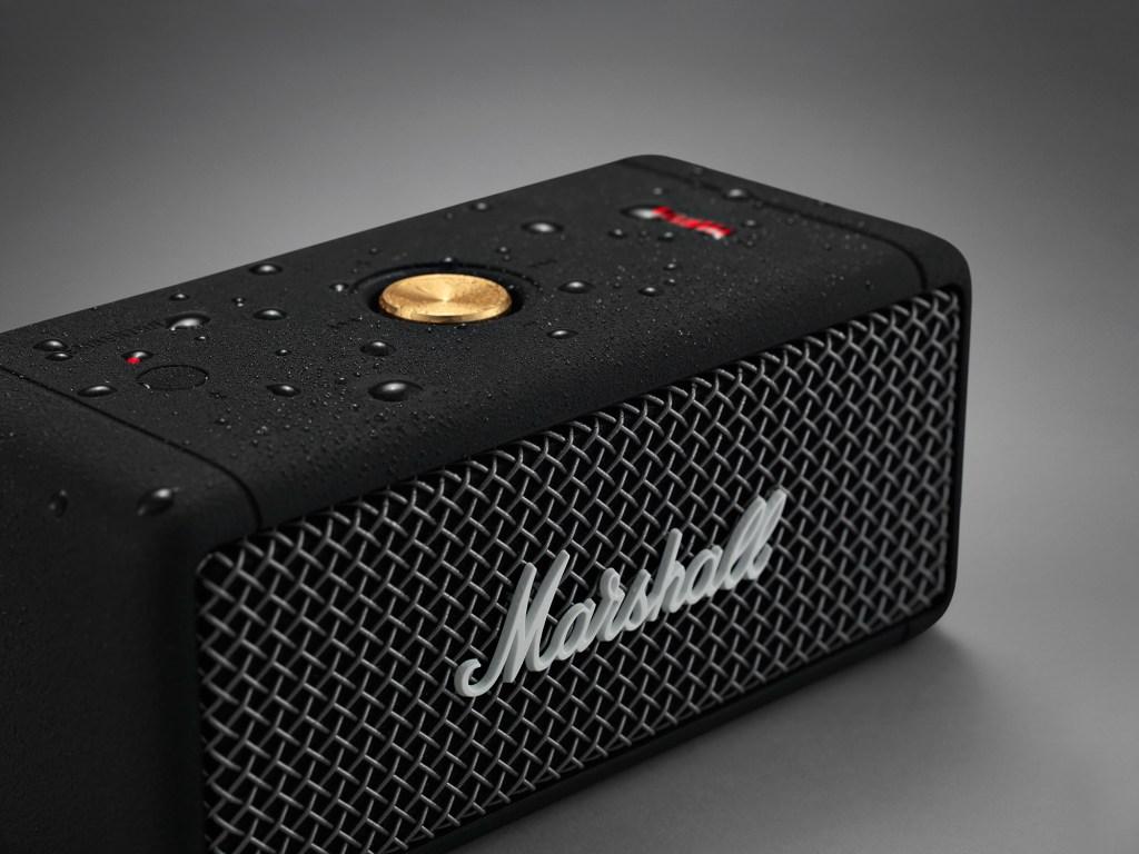 marshall emberton speaker