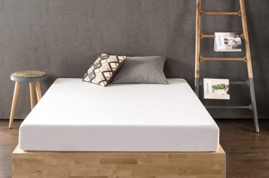 Memory-Foam-Twin-Mattress