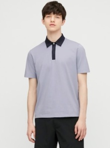 men's airism polo shirt