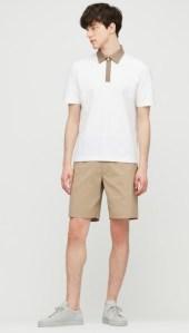 men's uniqlo kando shorts